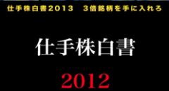 仕手株リスト2013